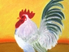 Morning Rooster by Adam